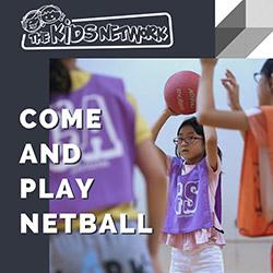 Kids Netball Academy