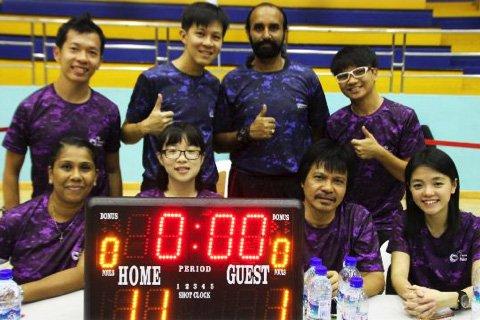 Floorball @ Yio Chu Kang
